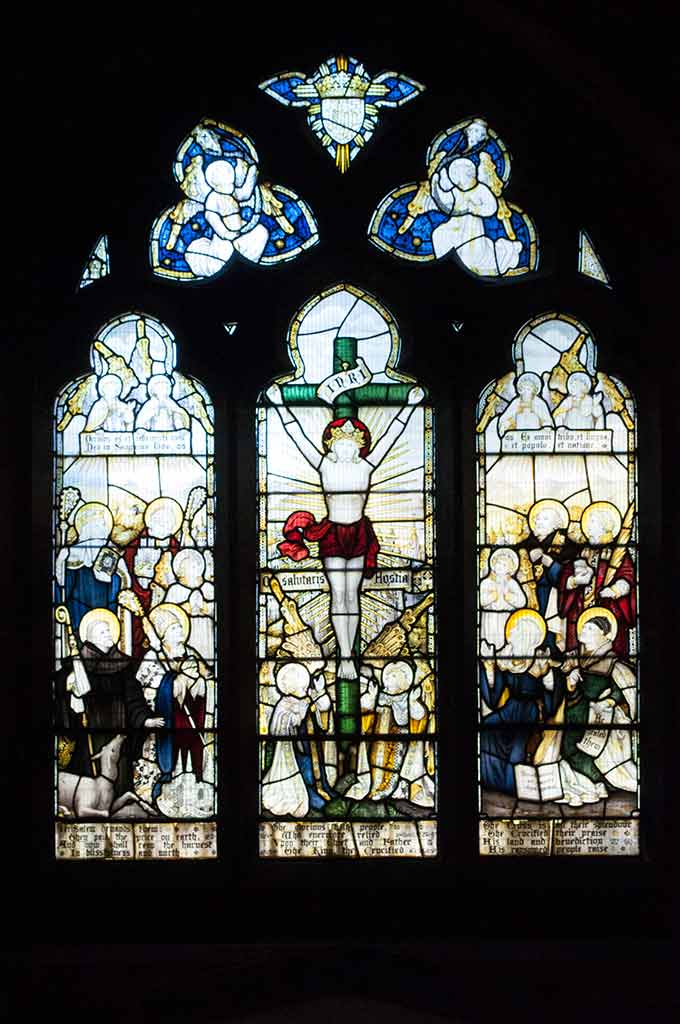 West Window South Aisle