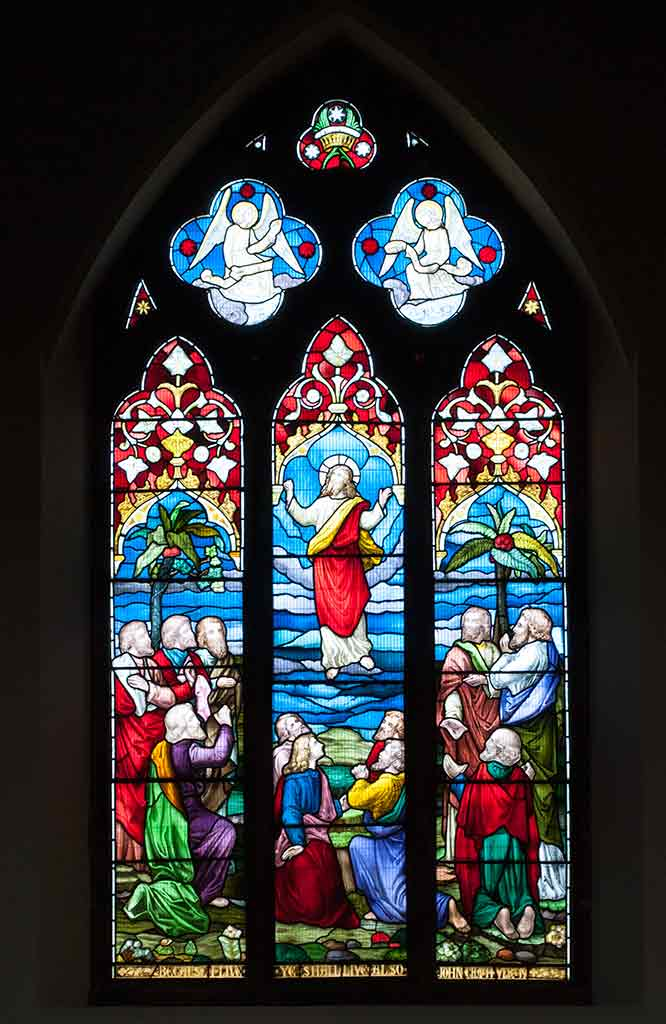 Guild Chapel Window