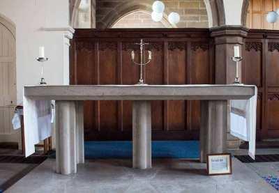 Guild Chapel Altar