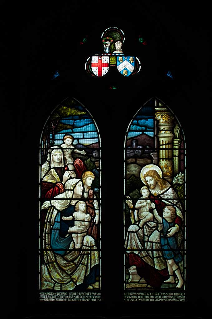 South Chancel Window